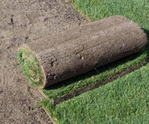 grasmatten aanleggen